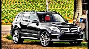 New Mercedes GLK 55 AMG - YouTube