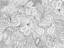 Abstract Coloring Pages For Adults And Artists Modern Art Coloring