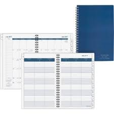 At A Glance Weekly Monthly Teacher Planner Servmart