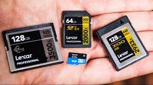 10 Thẻ nhớ máy ảnh tốt nhất SD, microSD, XQD và CF - Xù Concept