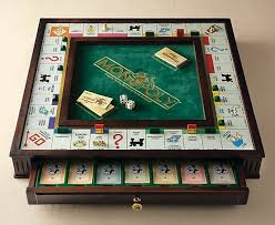 Wooden Monopoly Board Game Monopoly Premier Collector's Edition Board Pinterest 3