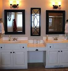 House Tour Master Bathroom Sawdust Girl Master Bath Vanity Double Vanity Bathroom Bathroom Vanity Mirror
