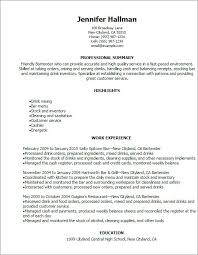 Bartender Resume Examples Awesome Inspirational Resume Bartender
