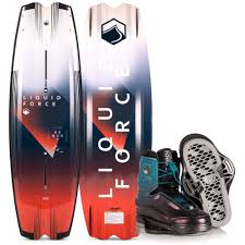 2020 Liquid Force Aero Remedy Riot 6x Wakeboard Package