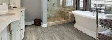 vinyl plank flooring in bathroom carpet installation