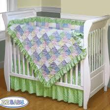 Soft Baby 4 Piece Crib Quilt Set &  Adamdwight.com