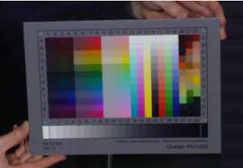 Kodak Reference Color Chart It8 Target It Con Tains 288