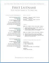 Successful Resume Templates Excellent Resume Template Successful Resume Templates Career Summary