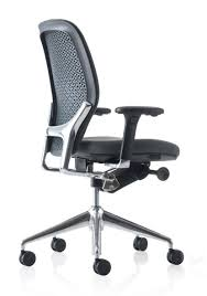 office chair side. Delighful Office Orangebox Ara Office Chair Intended Side H