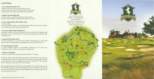 Chart Hills Golf Club Course Profile Course Database