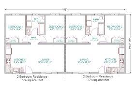 2 bedroom 2 bath modular home floor plans. simple small house floor plans   modular duplex tlc homes 2 bedroom bath home a