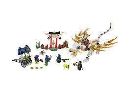 LEGO® Ninjago - Meister Wu's Drache 70734 (2015)   LEGO® Preisvergleich  brickmerge.de