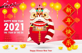People often stay at home to welcome guests to their houses or go to their relatives and neighborhood houses. Vietnamese Chinese New Year 2021 Banner Vector Free Download H69 Design