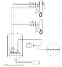 wiring diagram a phone system intercom readingrat net Bell 901 Wiring Diagram wiring diagram a phone system intercom bell systems 901 wiring diagram