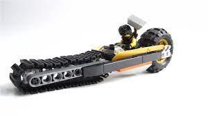 TUTORIAL: Custom LEGO® Ninjago Cole's Dirt Bike - YouTube