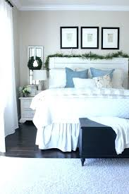 white headboard a little light garland along the top of bedrooms first credit shiplap ana simplicity white headboard shiplap