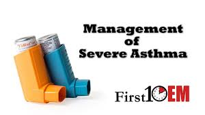 Assuming that markets are efficient, this suggests that a. Emergency Management Of Severe Asthma First10em
