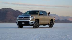 Want to use a Toyota Tundra for camping at the Bonneville Salt ...
