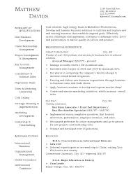Mba Resume Wonderful 8721 Mba Resume Examples Example Resume Example Resume Template Word Mba