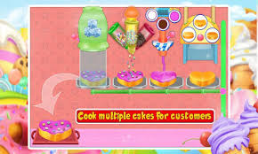 My Bakery Shop Frenzy Sweet Cake Pizza Maker 102 Apk