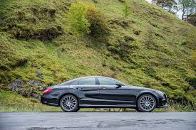 FOUR TO THE FLOOR' - Mercedes-Benz CLS-Class Range Independent New ...