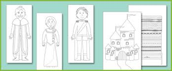 princess and the pea coloring page. the princess and pea colouring sheets coloring page