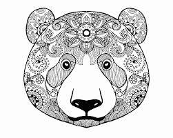 Disegni Da Colorare Mandala Hidden Animali Disegni Da Colorare Per
