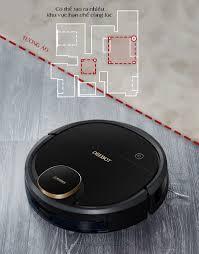 Robot hút bụi lau nhà ECOVACS DEEBOT DN520 Chính Hãng Giá Rẻ