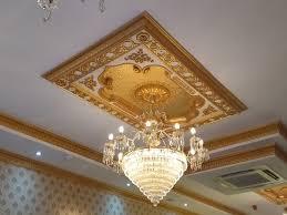 aleyna turkish restaurant ceiling and chandelier