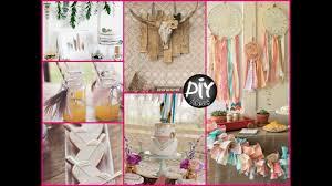 bohemian party theme decorating ideas and inspiration diy boho decor