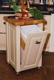 Black Kitchen Trash Cans Kitchen Garbage Cans Alluring Kitchen Garbage Can Storage At The