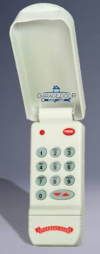 genie garage door keypadOverhead Door  Genie Digital Wireless Keypad CodeDodger OWKP