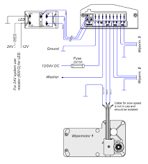 Vintique Wiper Motor Wiring Diagram - maclareners.www.liebkind ...