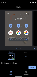 Download Google's Pixel Themes app for ...