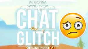 animal jam text out of bubble glitch nm s read desc