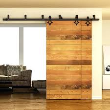 rolling door hardware country style sliding rolling bypass barn door hardware kit hanging barn door hardware