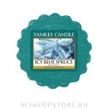 Yankee Candle Icy Blue Spruce <b>Wax</b> Tart - <b>Ароматический воск</b> ...