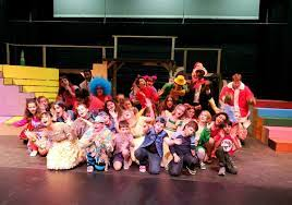 He finds a dust speck and imagines that there are people on it. Seussical The Musical Jr Tips Its Hat To Dr Seuss Many Wondrous Characters Entertainment Postandcourier Com