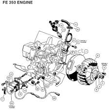 fe 350 engine carryall 2 plus and 6 part 2 club car parts club car gas engine wiring diagram at Ign Wiring Diagram For 91 Gas Club Car