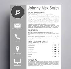 Artistic Resume Template Easy To Edit And Customize Kukook