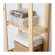 Estanterías Metálicas De Ikea Muy Baratas Y Prácticas  MueblesuecoEstanteria De Madera Ikea