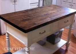 butcher block countertops 2. Photo 2 Of 6 Snazzy-brown-wood-diy-butcher-block-counter-kitchen- Butcher Block Countertops