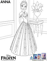 Small Picture Disneys FROZEN Movie Printable Coloring Pages and Activity Sheets