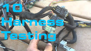 10 harness testing wiring harness series harness testing wiring harness series