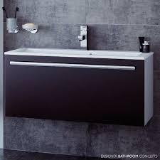 black vanity units for bathroom. vogue designer bathroom vanity unit in crocodile finish black units for m