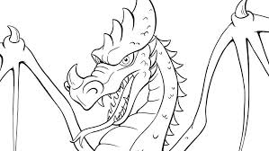 Kleurplaat Van Draak Efteling Kids Coloring Pages Dragons How