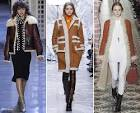 Fur and shearling coat styles 2017 for women
