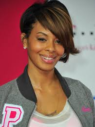 Cute Short Hairstyles For Black Women With Side Bangs Hairstyles