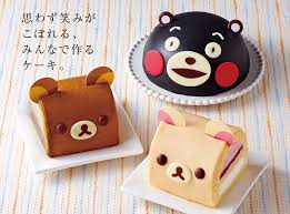 Japanese convenience store Christmas cakes are cuter than ever ...