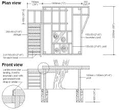 tree house floor plan. These Plans Are Very Detailed. Again, The Visuals Good At Giving You A Decent Idea Of Where Headed. Tree House Floor Plan N